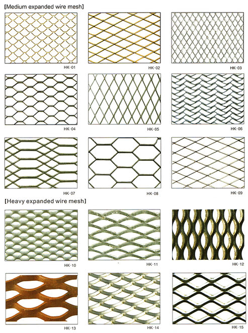 Expanded Metal Mesh Expanded Metal Fence China Free Co