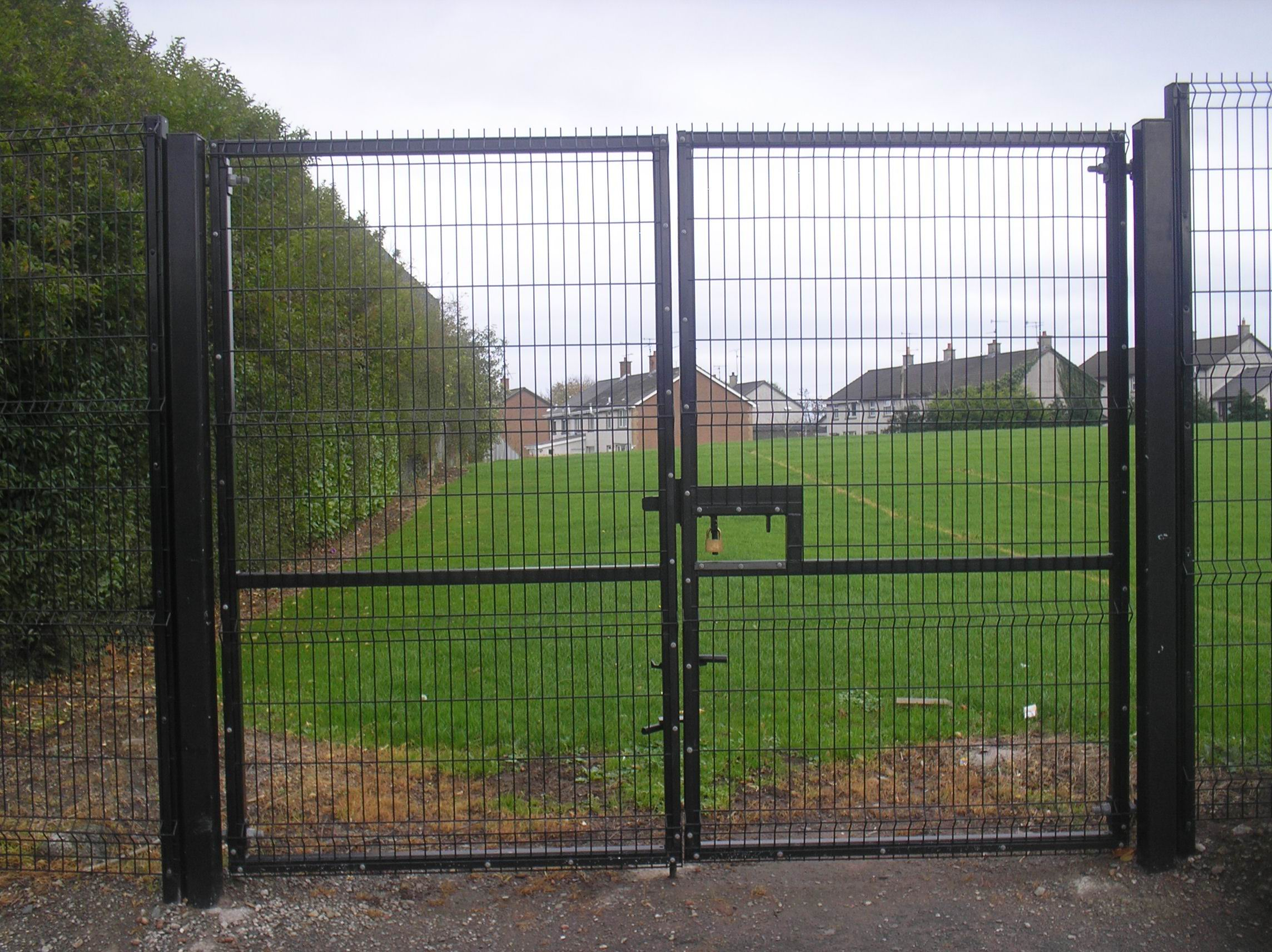 Mesh Fence Welded Wire Mesh Wire Mesh Fence Security Fence